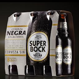Super Bock Negra Sin 25cl