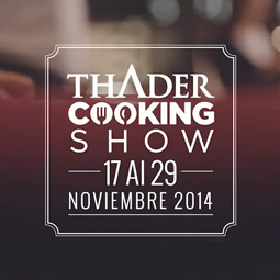 Thader Cooking Show